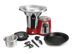 Кухонная машина Oursson KM1010HSD/RD