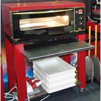 Подставка под печь для пиццы на колесах (н/сталь) GRILL MASTER