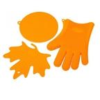 Набор кухонных аксессуаров Oursson SA2803S/OR