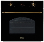 Электрический духовой шкаф RICCI REO-630BL
