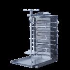 Шаверма-шашлычница электрическая ф2шмэ (20 кг/мяса) GRILL MASTER