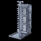 Шаверма-шашлычница газовая ф3шмг (55 кг/мяса) GRILL MASTER