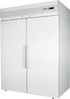 Шкаф морозильный с глухой дверью Polair CB114-S