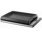 Индукционная плита с грилем Oursson IG1200B/BL