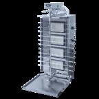 Шаверма-шашлычница газовая ф4шмг (50 кг/мяса) GRILL MASTER